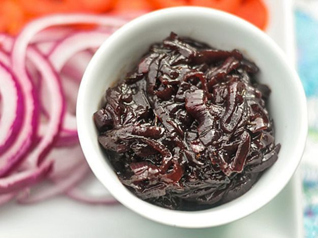 More like this: red onions , onions and jam recipes .