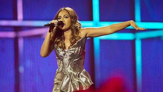 eurovision jessica mauboy video