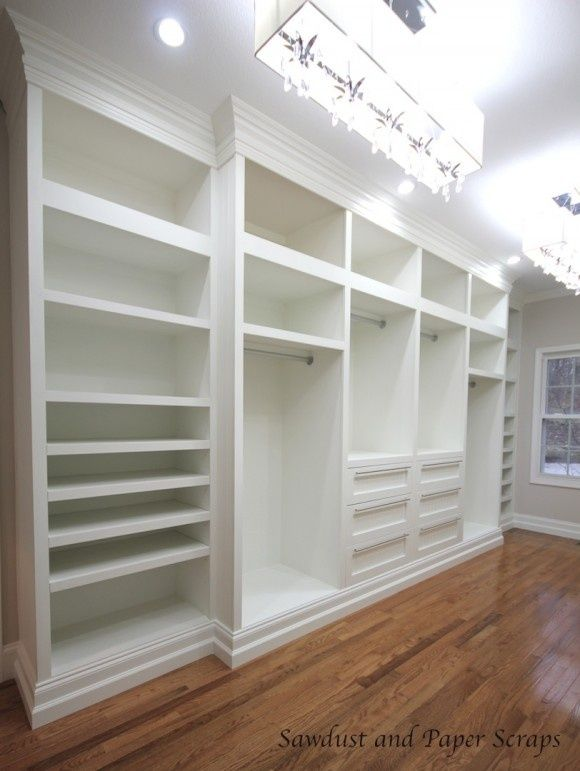 Diy master bedroom closet for the home pinterest for Diy master closet ideas