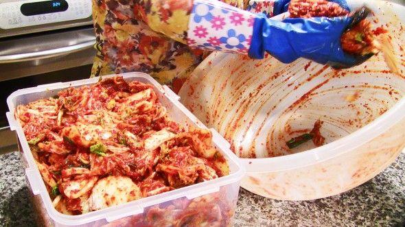 Mak-kimchi | Recipe