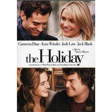 The Holiday Movie. Surprisingly enjoyable. Sunday afternoon with a hot chocolate.
