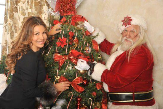 Sandra Espinet HGTV 39 S Celebrity Holiday Homes Lighting Interior