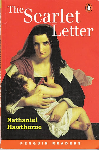 The Scarlet Letter, Nathaniel Hawthorne | Books for the bookworm | Pi ...