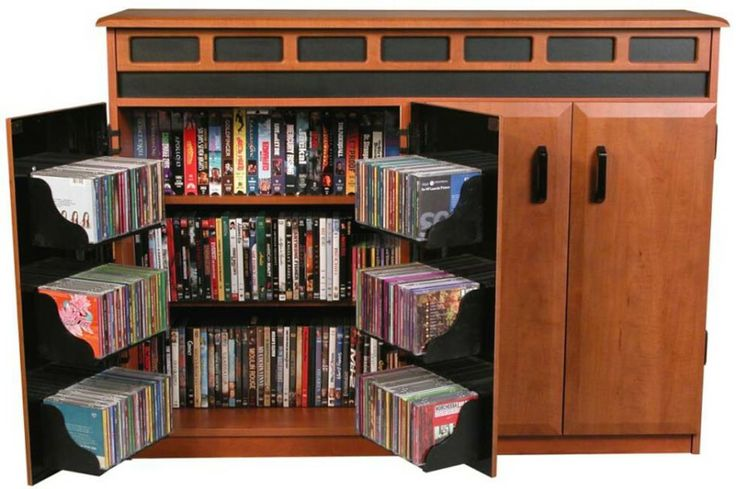 Pin by curt segura on products i love pinterest - Unique dvd storage ideas ...