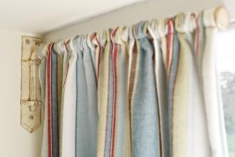 Dormer Window Curtain Rods Awning Curtain Rods