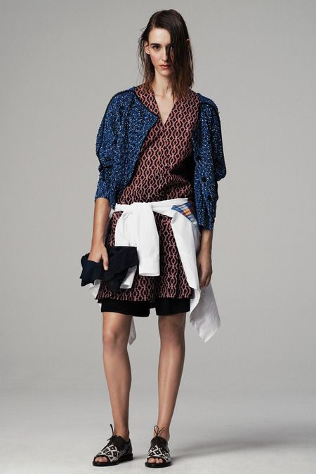Thakoon SpringSummer 2015 Collection – New York Fashion Week