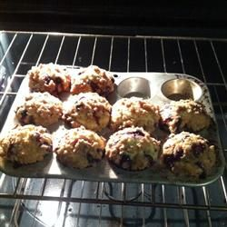 Healthier To Die For Blueberry Muffins. Do not fill to top if you want ...