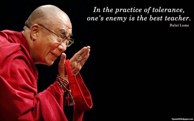 proxy - From the Dalai Lama - Quotable Quotes