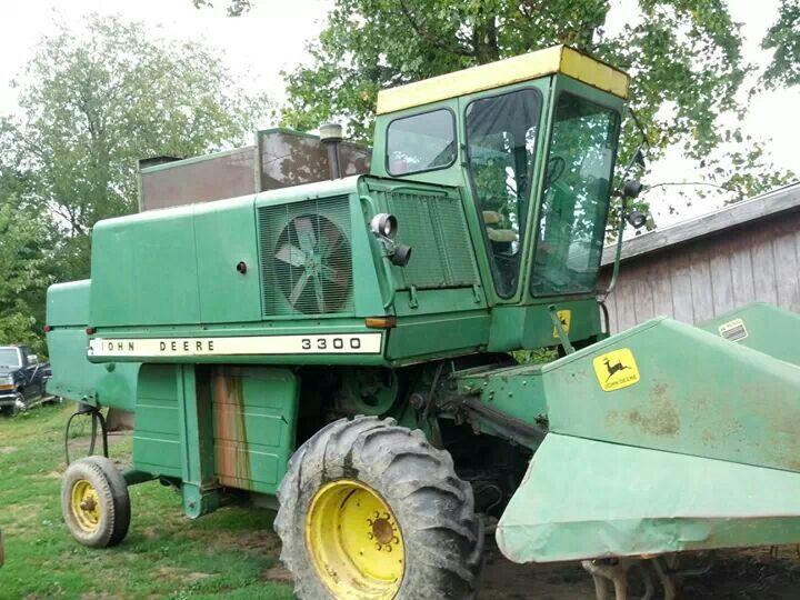 John Deere 3300 Combine | Tractors (the other bran