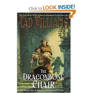 Memory, Sorrow and Thorn Trilogy by Tad Williams - The first book takes a little while to get going, but it is worth hanging onto and reading this whole series.