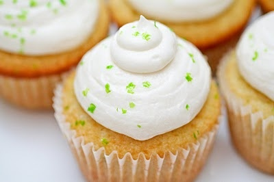 Key lime coconut cupcakes | Cupcakes | Pinterest