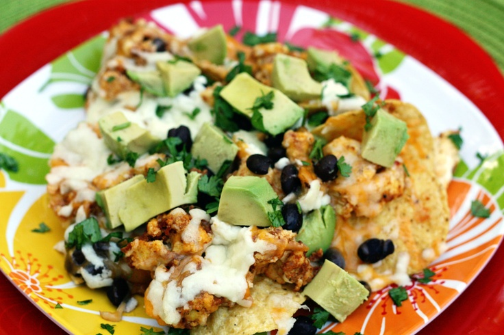 Breakfast Nachos | Recipes | Pinterest