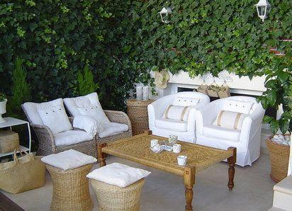 Ideas para decorar el jard n decoraci n pinterest - Ideas para decorar jardines ...