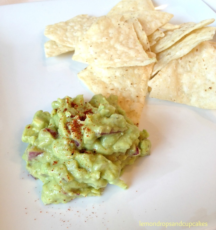 Easy Guacamole | Sauces/Dips/Dressings | Pinterest