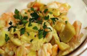 Shrimp scampi with artichokes | Candida..ick! | Pinterest
