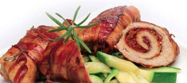 changetime recipe bacon turkey rolls | Whole 365 | Pinterest