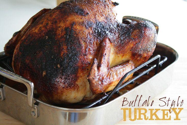 Buffalo Style Turkey | Dinner Is Served | Pinterest