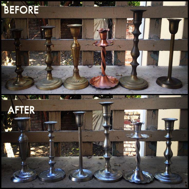 krylon 39 s looking glass mirror like spray paint to create a mercury. Black Bedroom Furniture Sets. Home Design Ideas