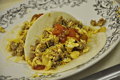 Breakfast tacos | Favorite Recipes | Pinterest