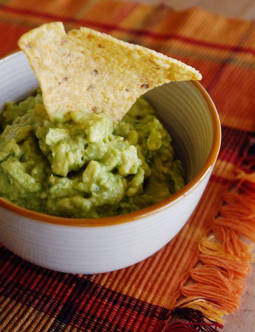 Classic Guacamole - Simply Delicious | Recipes | Pinterest