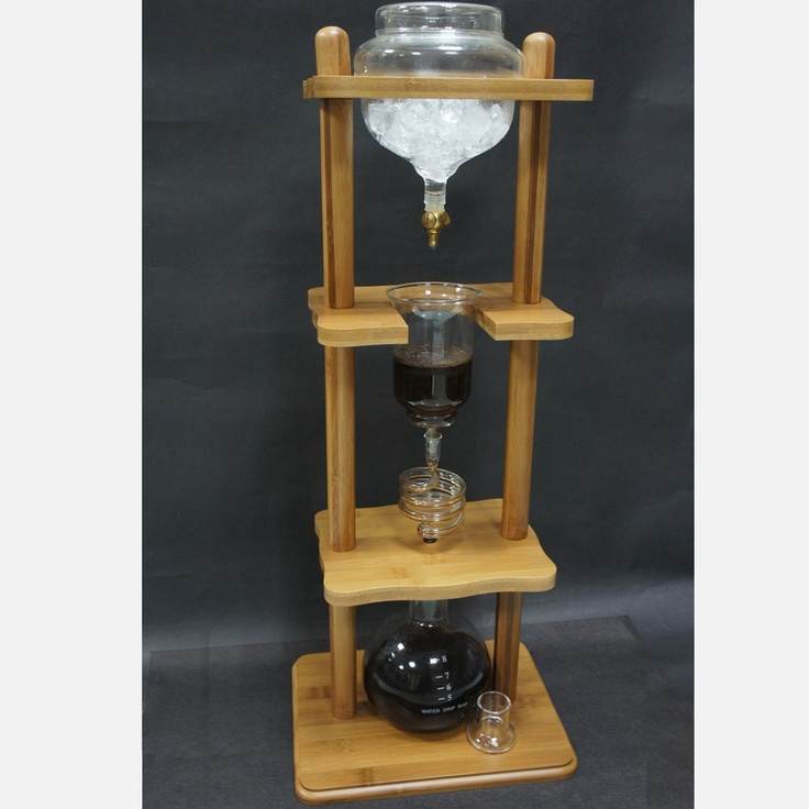 Kyoto Drip Coffee Maker : Kyoto Iced Coffee Maker
