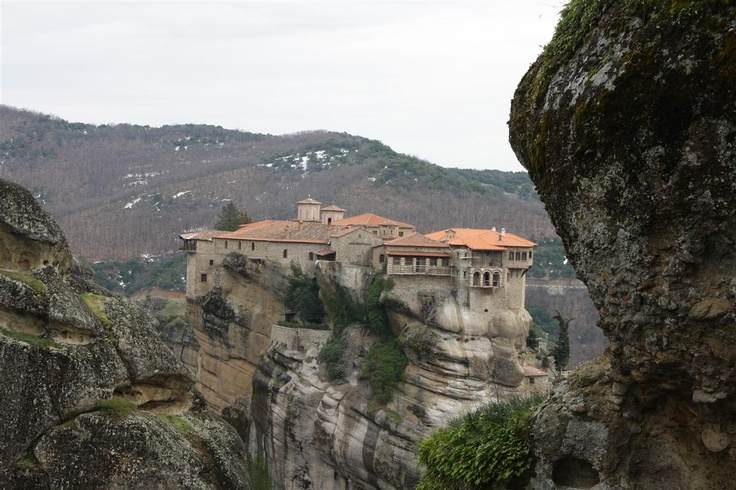 One Of The Most Amazing Places In Greece Meteora