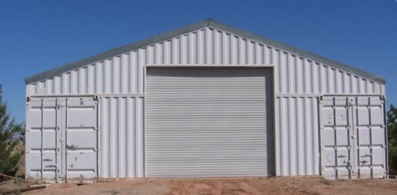 Cargo Container Barn Coops Shelters Barns Pinterest