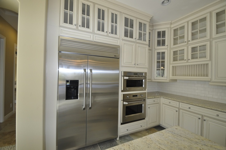 Built In Appliances Future Home Renovations Pinterest
