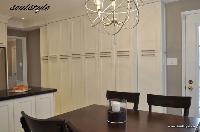Kitchen Pantry Wall Cabinet Design For The Home Pinterest