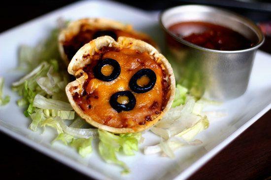 Mini Mexican Pizzas | Recipe