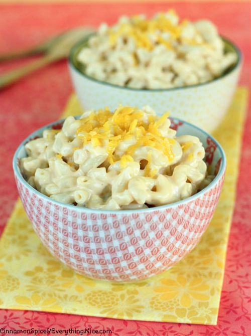 Stovetop Macaroni and Cheese | Side Dish | Pinterest