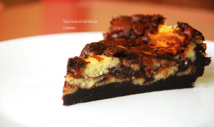 flourless chocolate amp vanilla marble cake wouldn t this simply be a ...