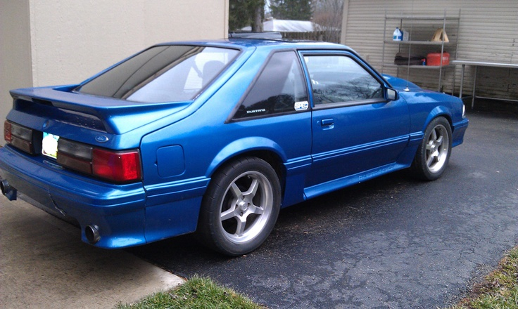 93 Ford Mustang Gt For Sale Mustangs