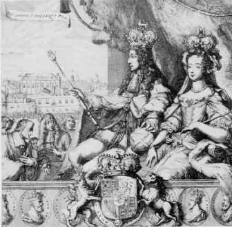 william and mary of orange biography