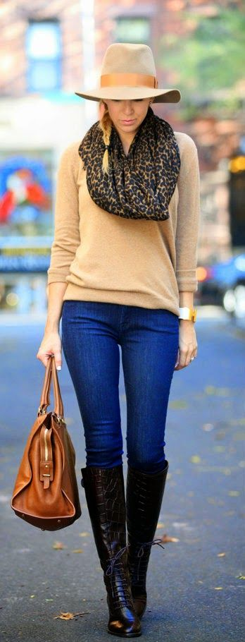 Daily New Fashion : Fall Style Inspiration