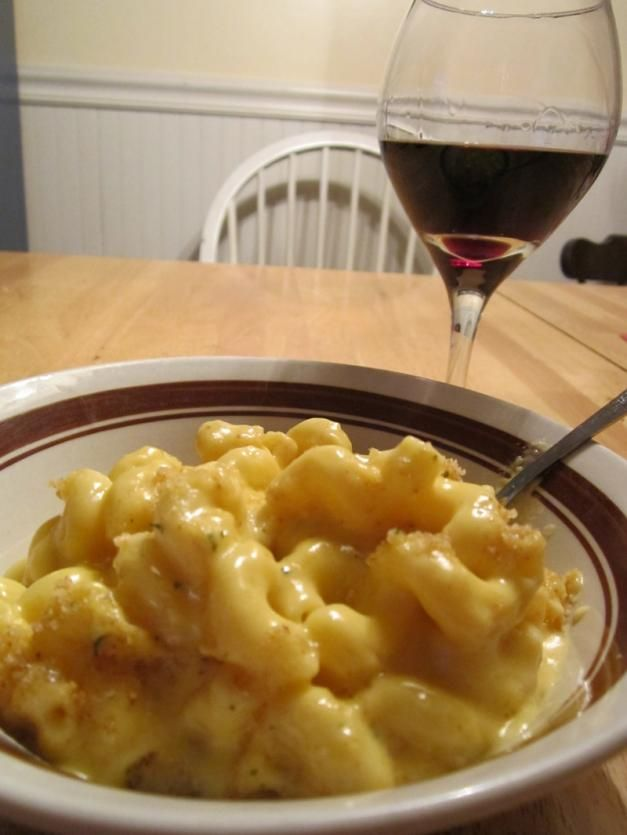 Baked Macaroni & Cheese very similar to mine, just need to add nutmeg ...