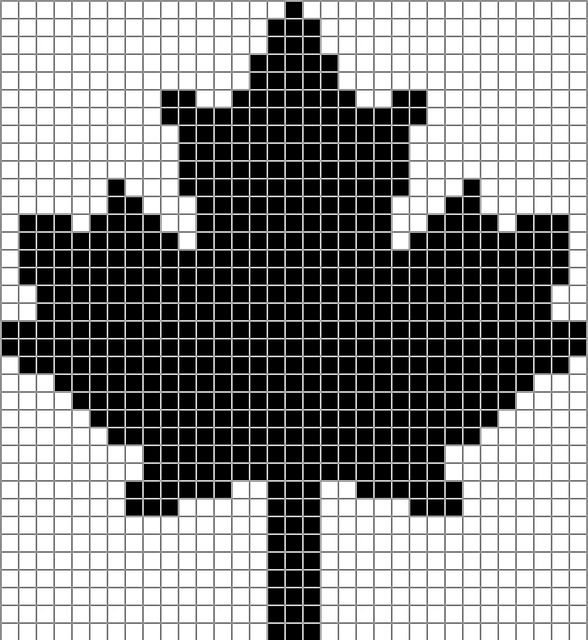 Knit Maple Leaf Pattern Free : Pin by Sandy Couzens on knitting stitches Pinterest