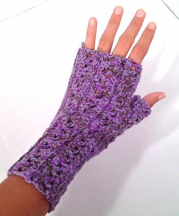 Crochet Fingerless Gloves Pattern Beginner : Crochet Fingerless Gloves Dog Breeds Picture