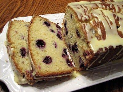 Orange - Blueberry Yogurt Bread | Breads, Cookies, Desserts | Pintere ...