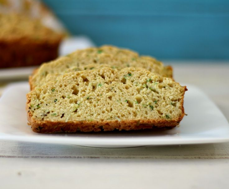 Savory Olive Oil Rosemary Zucchini Bread - A savory, healthy, low ...