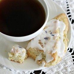 Sweet Lavender Scones | Foodie - Lavender Lips | Pinterest