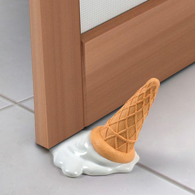 Scoops Ice Cream Door Stop
