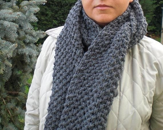 Loom Knitting Scarf Patterns For Beginners : Scarf knitting pattern pdf for beginners beginner