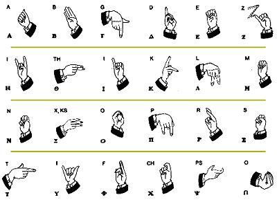 Sign languages list list of world sign languages asl pinterest