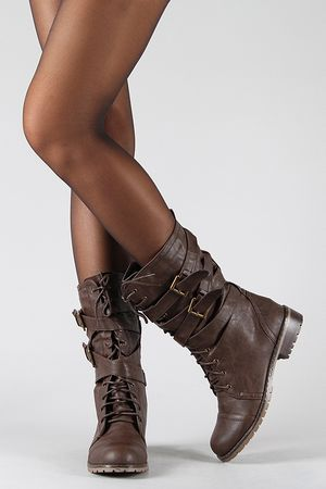 Brilliant Details About Journee Collection Women39s Tall Buckle Detail Boots