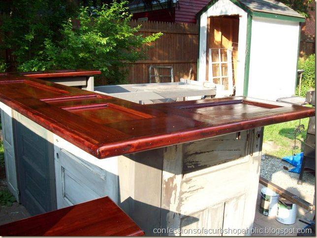 diy kitchen outdoor kitchen pinterest