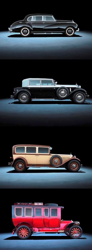Mercedes model timeline for Mercedes benz model history