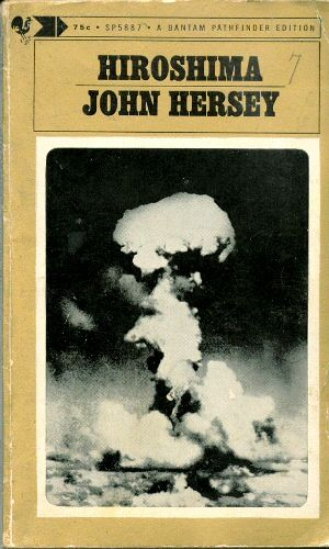 a review of the book hiroshima by john hersey By john hersey (author) there was a problem filtering reviews right now please try again later joshua we recently had the opportunity to visit hiroshima so i reread the book before i went.