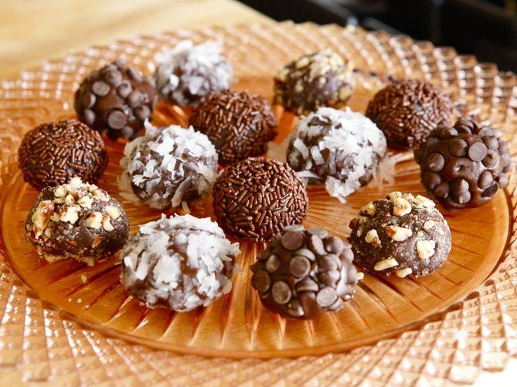 Brigadeiros - Brazilian Chocolate Truffle Candies | Recipe