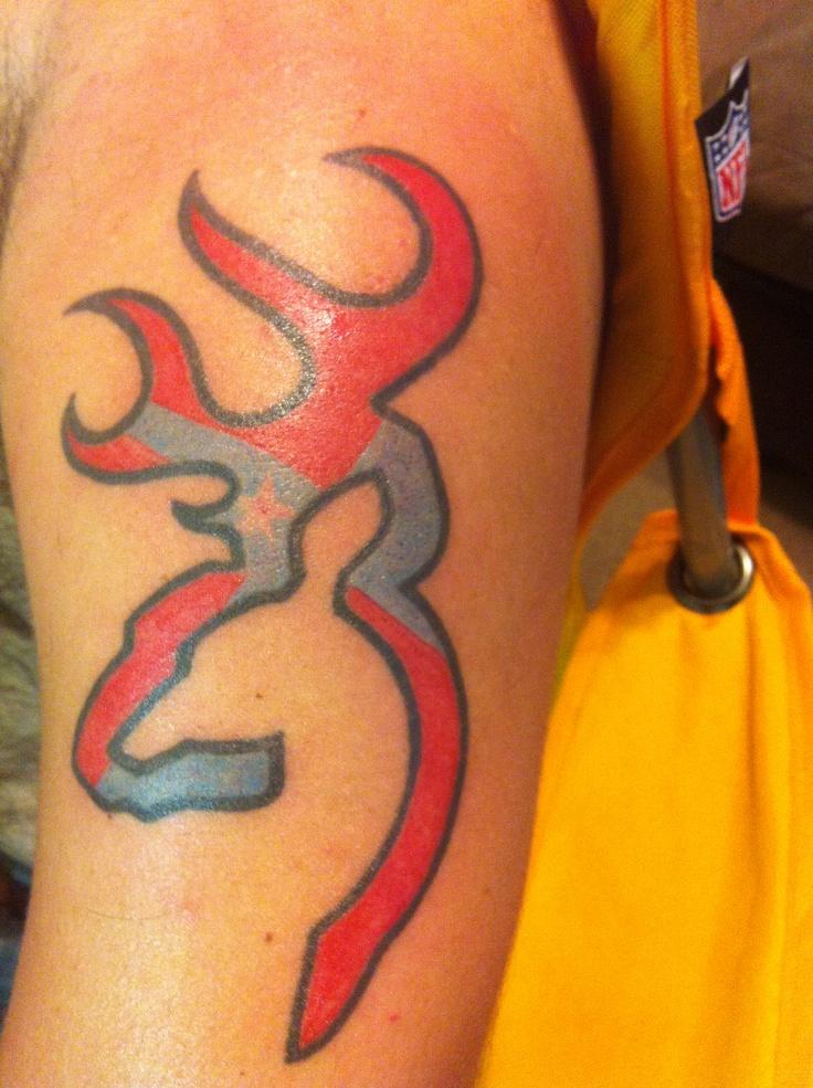 Browning Logo Tattoos